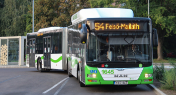 Módosul az 54-es autóbusz menetrendje