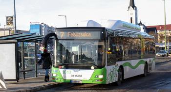 Változás a 7-es autóbuszok közlekedésében október 16-án