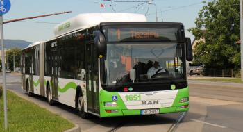 Újra üzemel az Újgyőri piac megállóhely, az 53-as busz eredeti útvonalán közlekedik