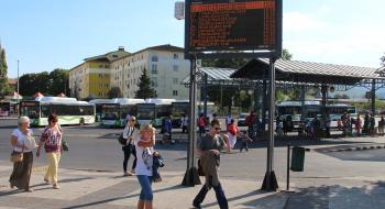 A Diósgyőri Kórházat is érinti néhány 16-os autóbusz