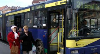 Forgalomterelés a 21-es autóbusz vonalán kerékpárverseny miatt
