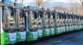Aszfaltozás miatt terelt útvonalon közlekednek a 45-ös autóbuszok