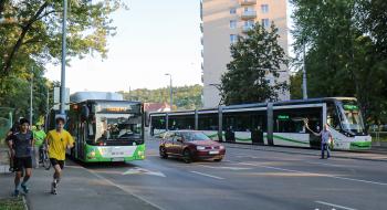 Eljutási versennyel indult a Mobilitási Hét
