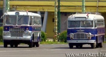 Utazzon az MVK veterán autóbuszával az Operafesztivál idején