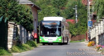 Változik a 68-as autóbusz közlekedése