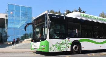 Indul a szorgalmi időszak, ismét több busz jár a Miskolci Egyetemre