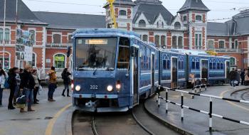 Változik a villamosközlekedés a régiségvásár idején – ez érinti az Adventi villamost is!