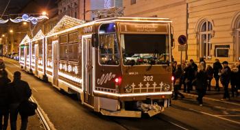 December 25-én és 26-án a vasárnapi menetrend lesz érvényben