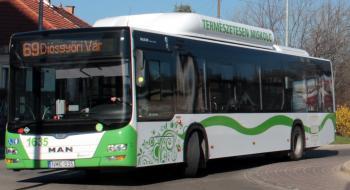 Szombaton délután változik a 69-es autóbusz útvonala