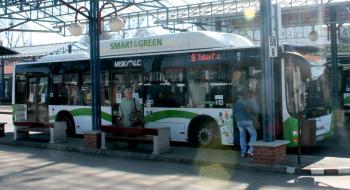 Változik egy indulási időpont a 9-es autóbusznál