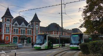 Pályakarbantartás a Tiszai pályaudvaron