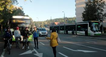 Eljutási versennyel folytatódott a Mobilitási Hét