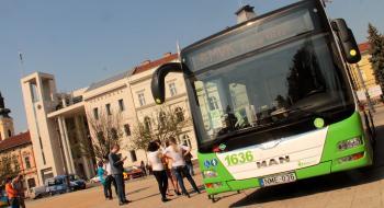 Free WIFI a CNG buszokon, új honlapja van társaságunknak