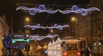 Békés, áldott karácsonyi ünnepeket és boldog új évet kívánunk utasainknak, kollégáinknak!