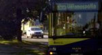 Július 4-ről 5-re virradó éjszaka villamospótló autóbuszok közlekednek, mert az új Skoda villamos bejárja a pályát