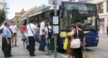 Elsősorban a klímás buszait üzemelteti az MVK Zrt.