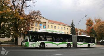 Vasárnap változás a 14, 20, 28, 34, 35-ös buszok útvonalában
