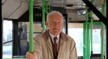 Elhunyt Szilágyi István Levente, a Miskolci Közlekedési Vállalat Rt. nyugalmazott igazgatója, Miskolc Város Díszpolgára